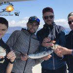 Pêche à la palangrotte à Port-Cros
