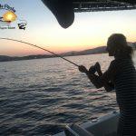pêche du Barracuda au Lavandou