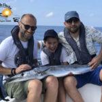 Pêche à la traîne dans le var 83