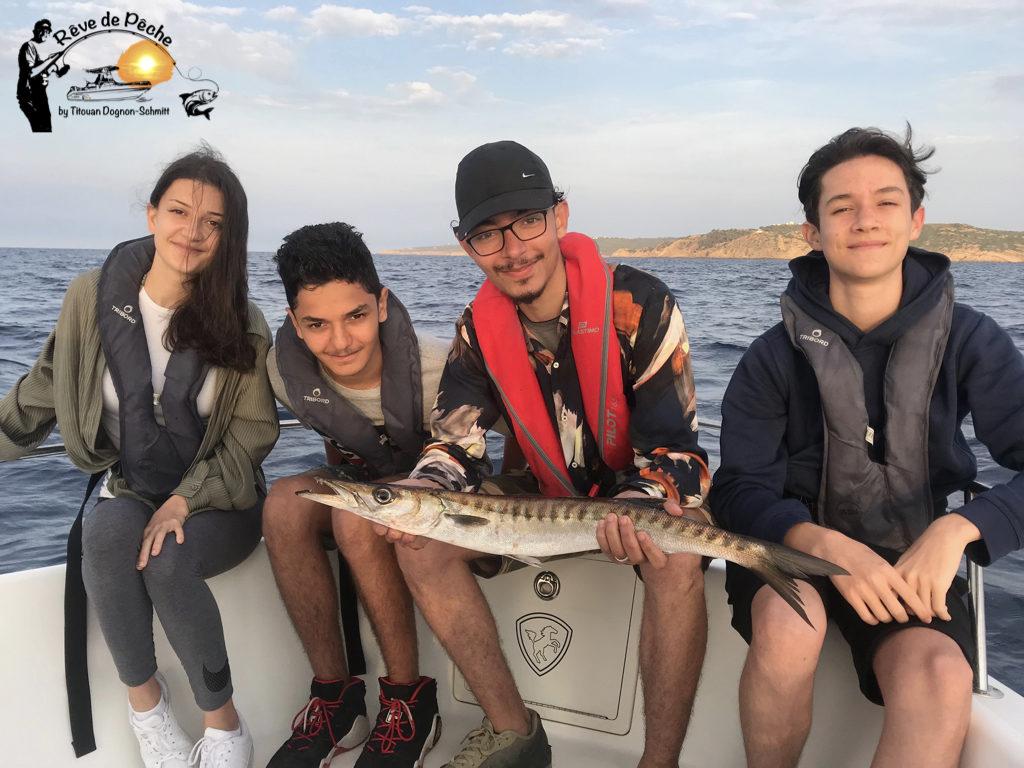Pêche à Port-Cros