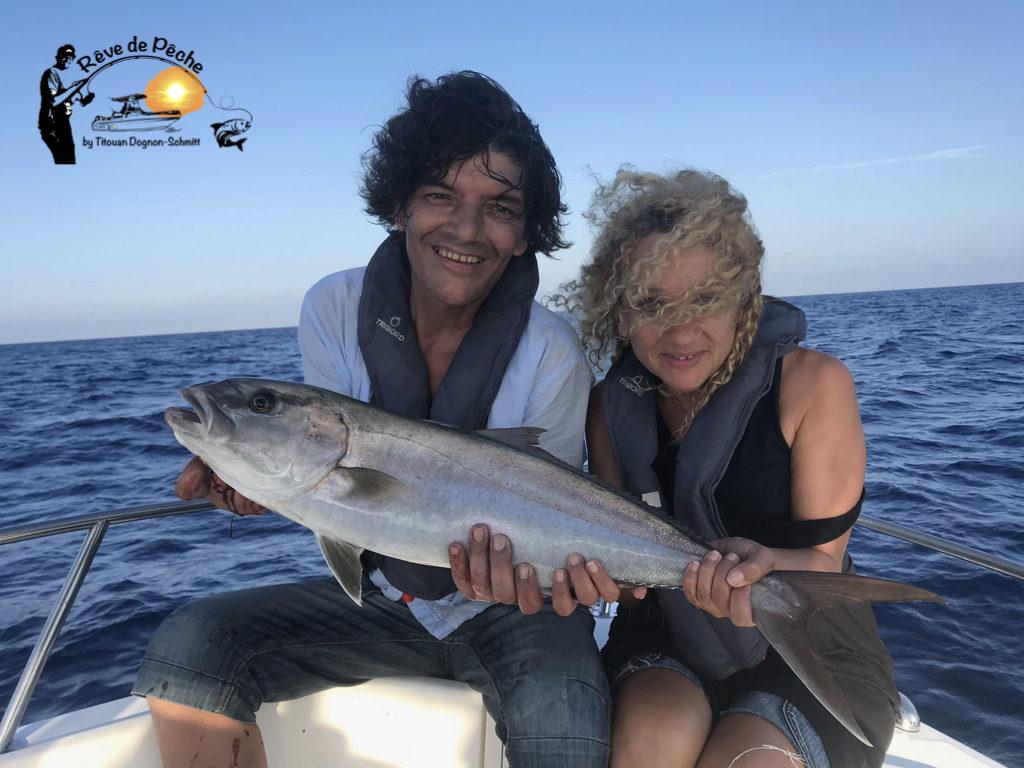 Pêche île du Levant pêche aux Îles d'Or