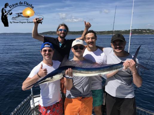 Moniteur guide de Pêche à Saint-Tropez